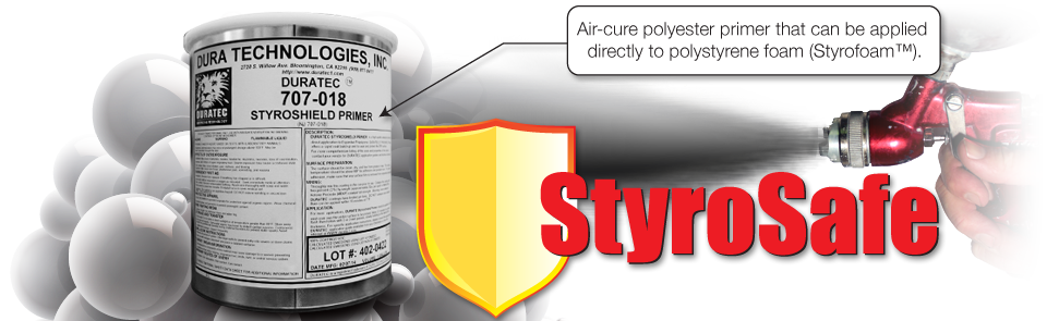 StyroSafe Primers and Resins You Can Trust